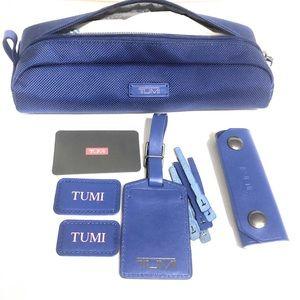 TUMi luggage tag set